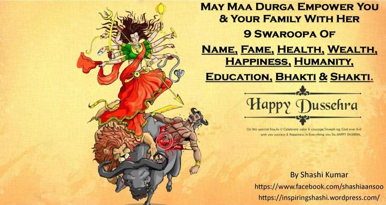 happy-dussehra-by-shashi-kumar-aansoo